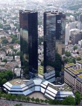 Deutsche Bank Skyline