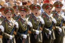 Russische Soldaten in der DDR