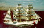 "Segelschiff ""Eagle"""