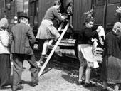 2. Weltkrieg: Vertriebene Deutsche aus dem Sudetenland