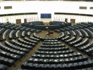 Sitzungssaal Europa Parlament