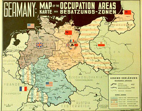 deutschland-besatzungszonen
