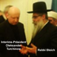 rabbi_bleich_ukr_president_turchinov