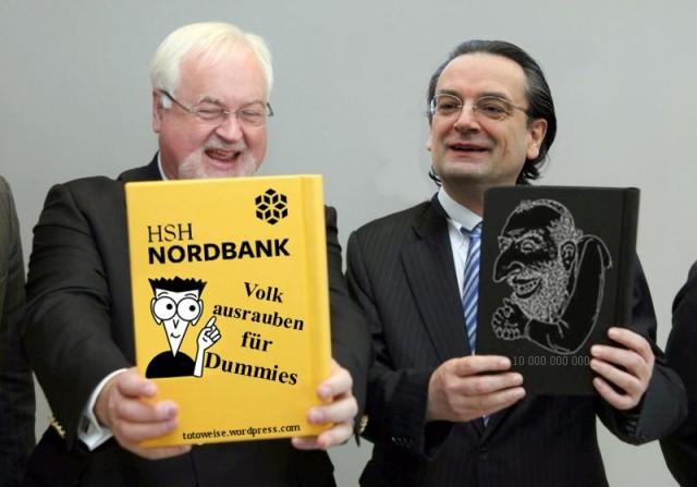 HSH Nordbank Verbrecher
