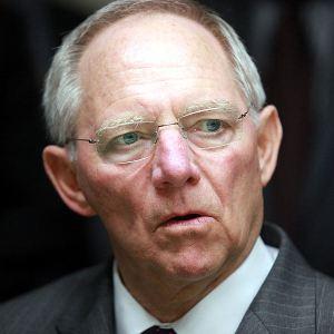 """Seite an Seite mit Blankfein, Barroso, Monti et al. arbeitet er für die """"Neue Weltordnung"""": Wolfgang Schäuble"""